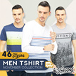 3Second Men Tshirt - November Collection - Free Shipping - 50 styles