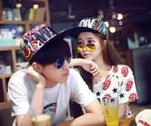 topi baseball hip-hop / hip-hop baseball cap JTO012