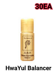 [OHUI SUM WHOO LANEIGE VDL] Chenyuidan Hwa Yul Balancer 1ml x 30 (Sample)