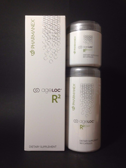 (Pharmanax) Nuskin Pharmanex Ageloc R2 / Ageloc Youth Span / Ageloc Y-SPAN