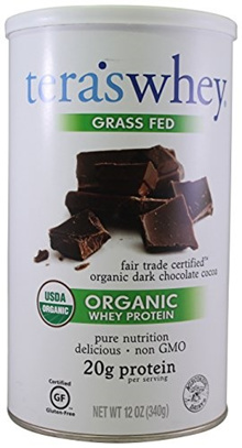 [Shipping from USA]Teras Whey Organic Whey Protein Powder