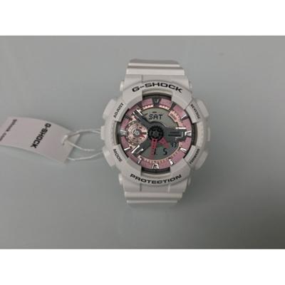 20c5f7a0ba8e Casio G-Shock GMA-S110MP-7A Analog Digital Black Resin Ladies Watch Womens