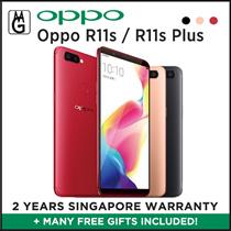 Oppo R11s  / 4gb ram / 64gb rom / R11S Plus 6gb ram / 64gb rom. Local 2 years warranty. Many Freebie