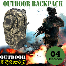 Outdoor Camo Military Backpack ODB8460- perfect for Survival / School / Camping / Travel / Laptop