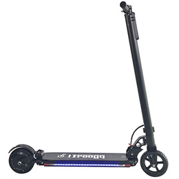 Freego ES - 06X Two Wheels Shockproof Folding Electric Scooter 6.6Ah Battery