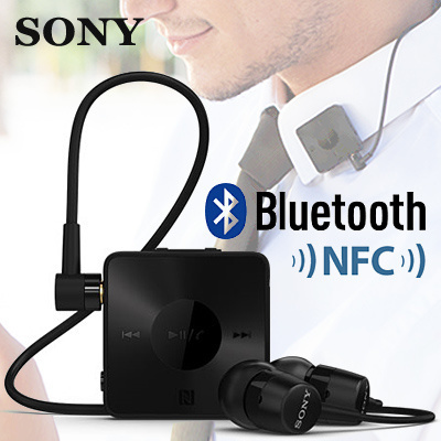 [Sony] SBH20 NFC A2DP AVRCP Multipoint Stereo Bluetooth 3.0 Headset Earphone /sony/