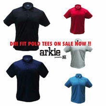 Dri Fit Polo T-Shirts...Good Quality Material