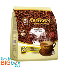 OLDTOWN White Coffee 3in1 Natural Cane Sugar 540g (36gx15s)