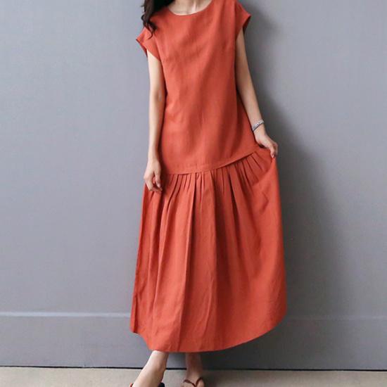ビナインロティクワンピース 綿ワンピース/ 韓国ファッション