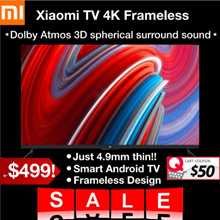 ★ Authentic Xiaomi Mi TV★ 32/43/49/55/65 inches