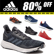 ADIDAS MENS RUNNING SHOE 100% AUTHENTIC JOGGING FITNESS COMFORT ALL ON SALE!!