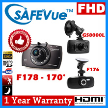 [SAFEVue]1080P FullHD Car Camera | 1 Year Local Warranty |  Car DVR | Year Local Warranty