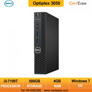 Dell Optiplex 3050 Commercial Micro Form Desktop PC- Intel Core i3/ Windows 10 Pro