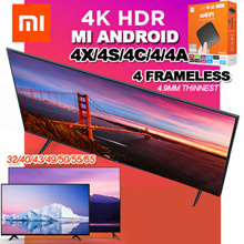 【SG】TOP TV SELLER ❤ Smart XIAOMI Android TV 43-65inch except V4 55inch / LOCAL 1 YEAR WARRANTY