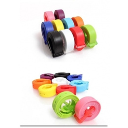 Good Quality Colourful Trendy and Fashion Unisex Silicone Belts. + Free Postage (Normal)