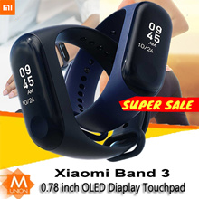 [New Arrival] Xiaomi Mi Band 3|Fitness Tracker|Heart Rate|0.78 OLED Display Touchpad|Export