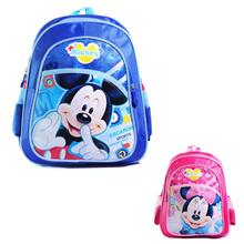【TEEMI】 Mickey Minnie Kids Preschool Backpack Kindergarten Nursery School Children Cartoon Bag