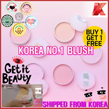 1+1★GET IT BEAUTY★LOVELY ME:EX PASTEL CUSHION BLUSHER★THE FACE SHOP★THE BLUSHER OF KOREA