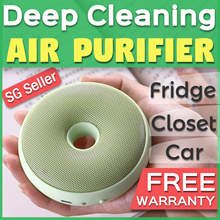 【ON SALE 40% OFF】Air Purifier✿Car Ionizer✿Air Freshener✿USB Charge✿Portable✿Room✿Fridge✿Shoe Cabinet