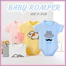 e573e0744a2 Baby Romper ❤Baby Clothes Dress Sleepwear Pyjamas Bodysuits Onesie ❤Premium  Quality 100% Cotton