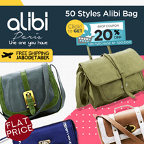 35 Styles Clearance Sale !! Alibi Paris - HANDBAGS - TAS WANITA- SHOULDER BAGS - Free Shipping **
