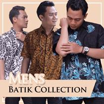 Mens Batik New Collections - High Quality - Batik Pekalongan