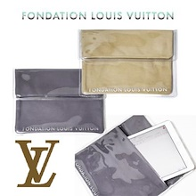 【Coupon can be used together ✨】 Super popular ✨ Vuitton clutch bag limited sale! LOUIS VITTON (Louis Vuitton) Art Museum Limited Tablet Pouch Ideal for iPad 9.7 inch model! Quantity limited item