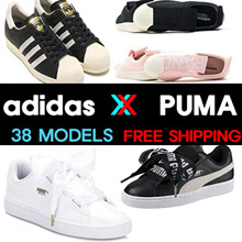 ★SUPER SALE PRICE★[Adidas] [PUMA]100% authenticity ADIDAS Slip-on shoes/superstar / BTS / PUMA