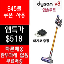 Dyson V8 Absolute Cord-Free Vacuum / additional prices involved