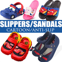 [Twinkle+Kids] ★ Kids Slippers In/Outdoor Shoes Sandal NewMulti Aqua Water Slippers