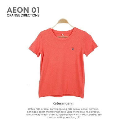 AEON 01 ORANGE DIRECTIONS