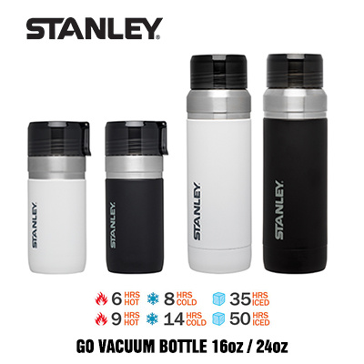 Stanley PMI[Stanley] GO Series Vacuum Bottle 473 / 709ml Hot Cold Insulated  Thermos Flask
