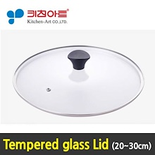 Kitchen Art Frying pan wok Tempered glass Lid / happycall lowenthal neoflam etc