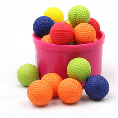 Nerf Rival Toy Compatible Gun Bullet Balls Rounds For Nerf Rival Zeus Apollo Refill Yellow Or Red