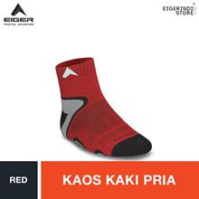 Eiger Hiking Socks - Red M EIG1118-910003851004