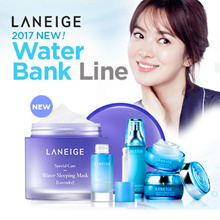 ★LANEIGE★ Water Bank Line / Sleeping Mask / Lip Sleeping Mask / Skin Veil Base /Multi Cleanser/Water