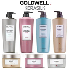 BESTSELLING ★SALON EXCLUSIVE★ Goldwell Kerasilk - Control / Color / Repower / Reconstruct Shampoo 1000ML