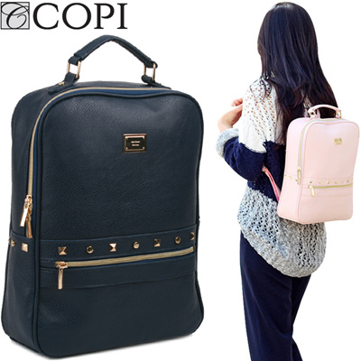 d507a528aeeb COUPON · Freeshipping Women Fashion Leather Backpack Lady Casual Travel Bag