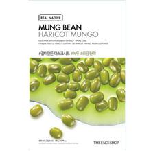 REAL NATURE MASK SHEET MUNG BEAN.2017