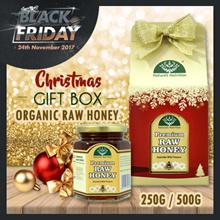 Natures Nutrition XMAS Box Raw Honey 250G/500G/1KG★