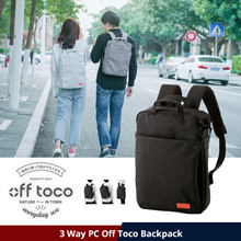 ★Elecom Japan★ Off Toco PC Backpack/ New Launch 2018/ Casual Bag / School Bag / fit 13.3 inch PC /