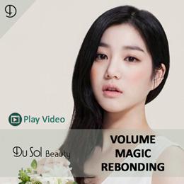 ★ VOLUME MAGIC REBONDING ★ KOREAN HAIR SALON ★ DESIGNER PERM ★ KOREAN PERM