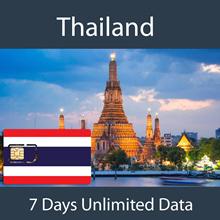 Thailand Prepaid SIM Card: dtac ★ AIS ★ TrueMove ★ 299 Baht 7Days Unlimited Data + 100Baht Calls/SMS