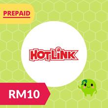 PROMO Hotlink Prepaid RM10