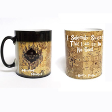 New aliexpress haruibote Harry Potter mischief managed mug mug