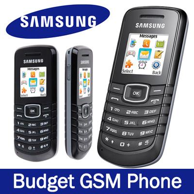 Samsung Gt E1080 Candybar Gsm Phone Handset Mobile