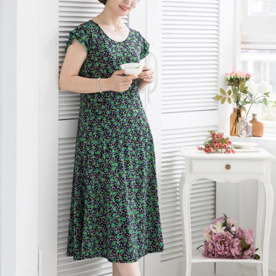 マダム4060ママの服ジャンコッケプ小売ワンピースXOP707023 スーツワンピース/ 韓国ファッション