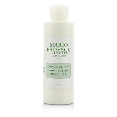 Mario Badescu Vitamin E Body Lotion Wheat Germ For All Skin Types 177ml 6oz