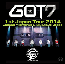 GOT7 1st Japan Tour 2014