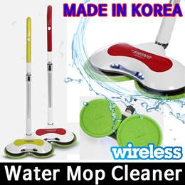 [EZ SWING] NEW MADE IN KOREA / Water Mop Cleaner / Wireless Cleaner / Dual-Spin Water Mop Wired Cleaner / Cordless Cleaner / Cleaning / EZ SWING / Swing-2000
